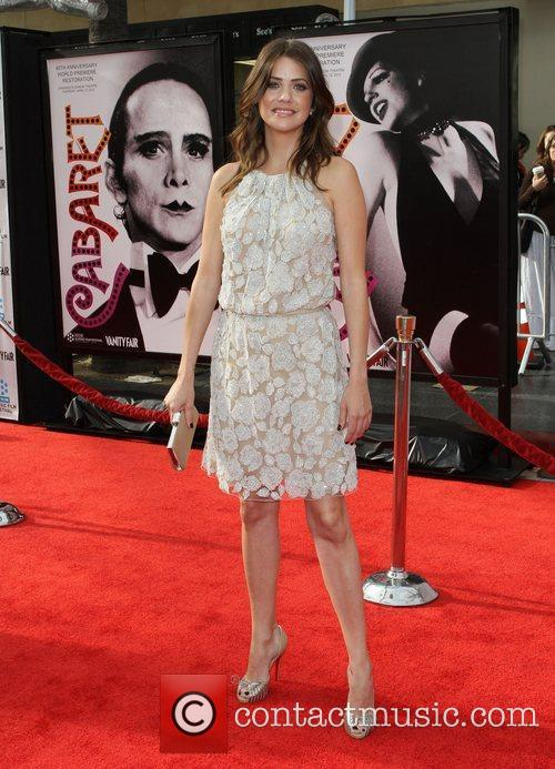 Julie Gonzalo and Grauman's Chinese Theatre 8