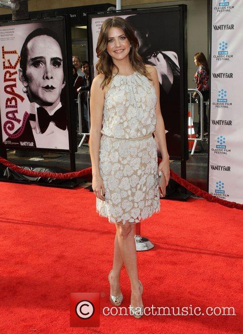 Julie Gonzalo and Grauman's Chinese Theatre 9