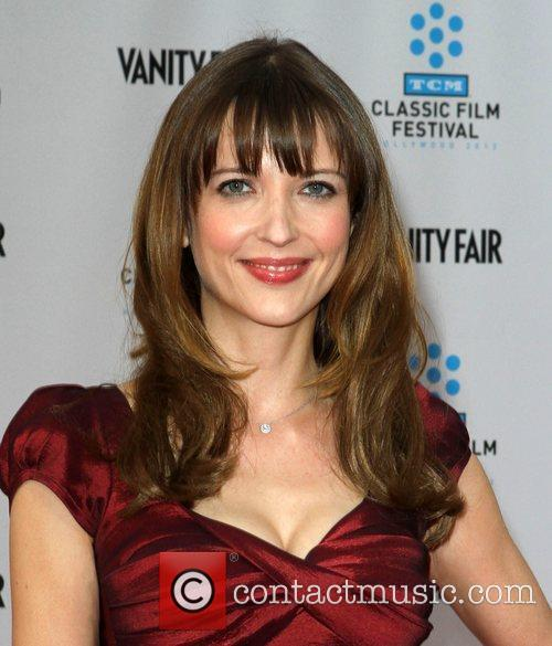Kathryn Fiore at the TCM Classic Film Festival...