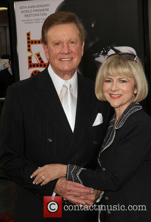 Wink Martindale, Sandy Martindale at the TCM Classic...