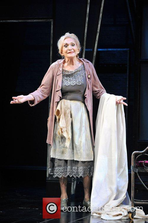 Sian Phillips,  at the West End musical...