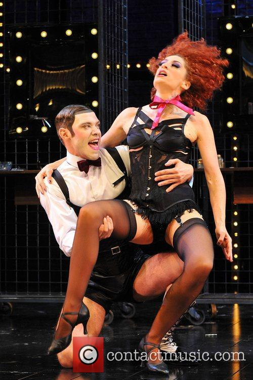 will young at the west end musical 4118236