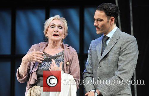 Sian Phillips and Matt Rawle will make their...