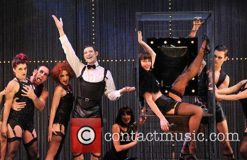 Will Young and Michelle Ryan 5