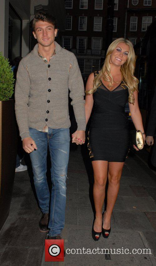 Tom Kilbey and Billi Mucklow  The Cabin...