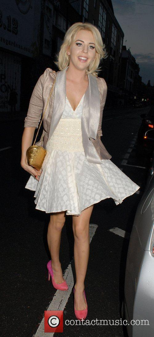 Lydia Rose Bright ,  at the Cadbury...