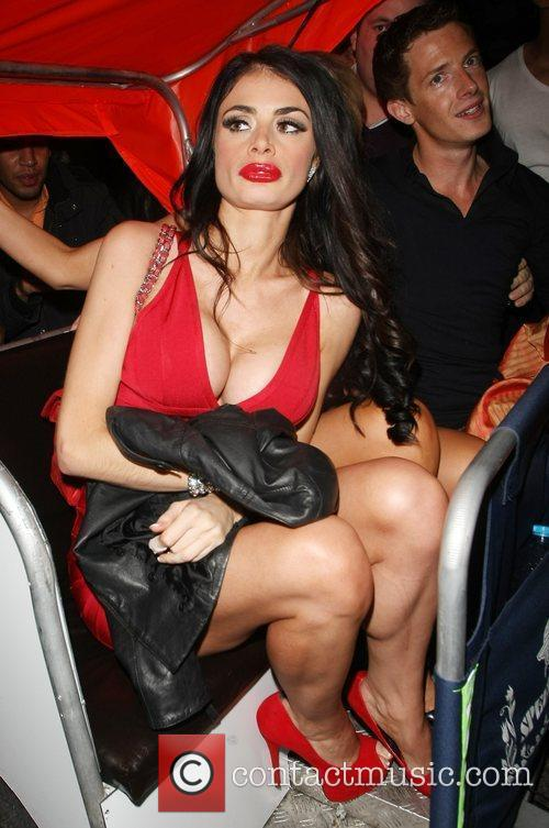 chloe sims celebrities enjoy a night out 3673801