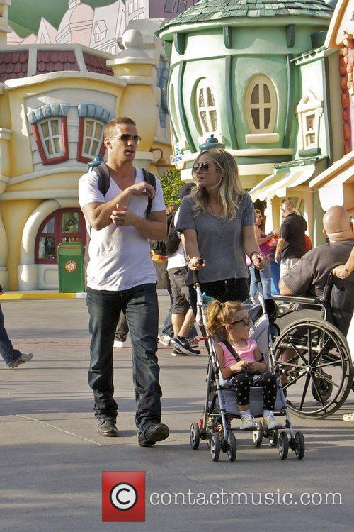 Cam Gigandet and Disneyland 2