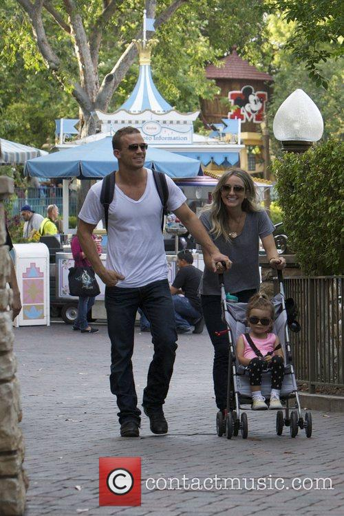 Cam Gigandet and Disneyland 3