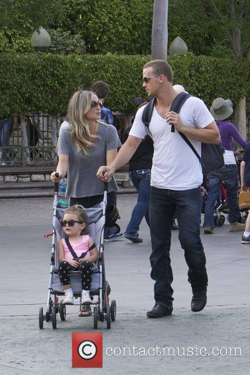 Cam Gigandet and Disneyland 4