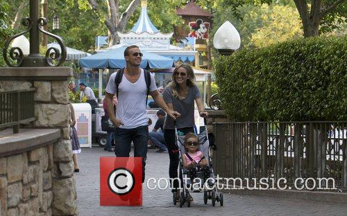 Cam Gigandet and Disneyland 5