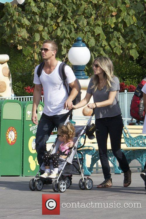 Cam Gigandet and Disneyland 6