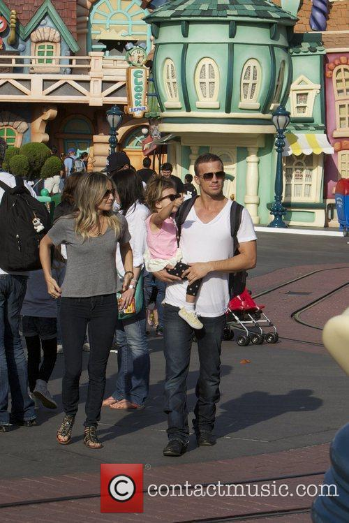Cam Gigandet and Disneyland 7