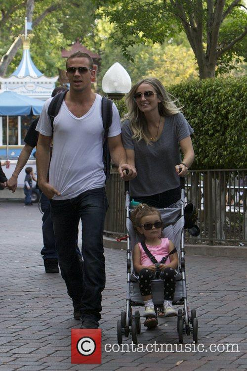 Cam Gigandet and Disneyland 9