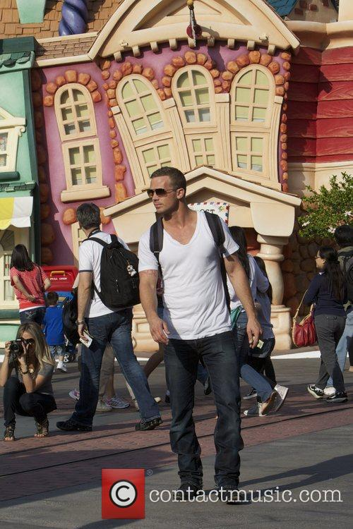 Cam Gigandet and Disneyland 10