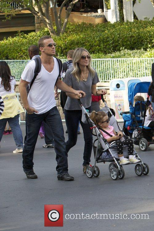 Cam Gigandet and Disneyland 11