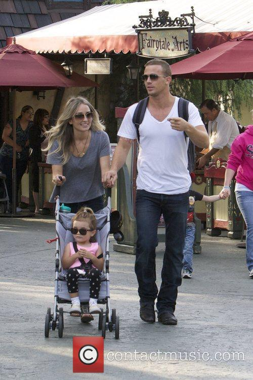 Cam Gigandet and Disneyland 12