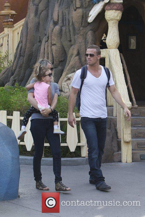 Cam Gigandet and Disneyland 14