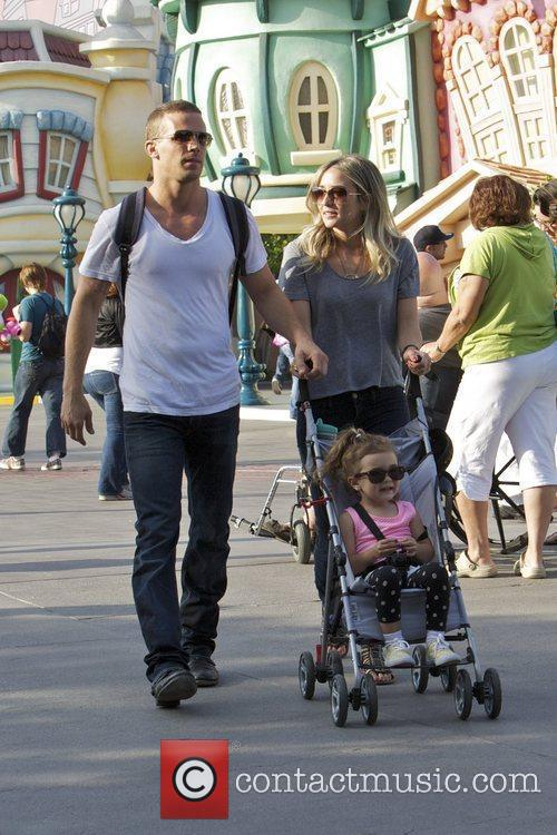 Cam Gigandet and Disneyland 16