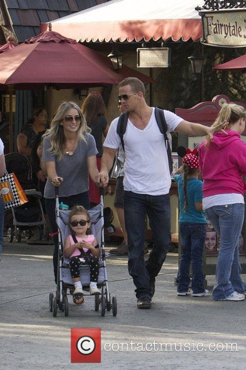 Cam Gigandet and Disneyland 17