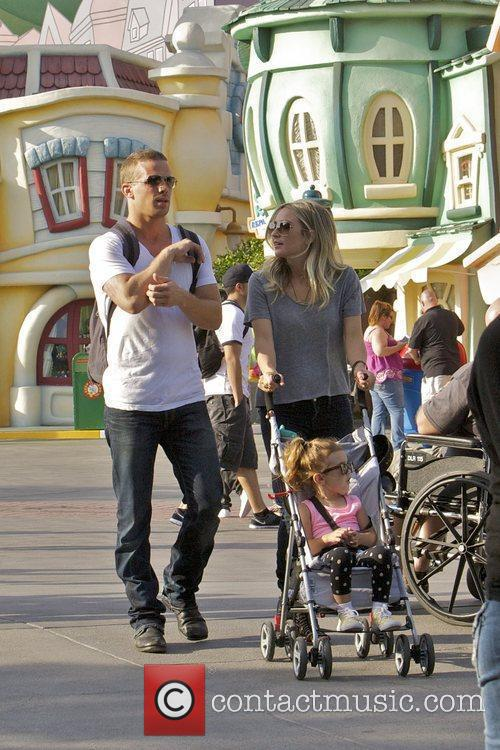 Cam Gigandet and Disneyland 20