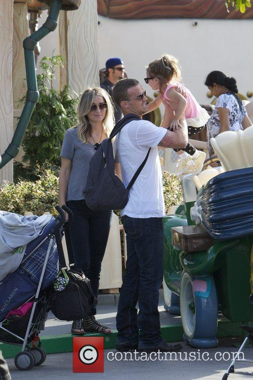 Cam Gigandet and Disneyland 21