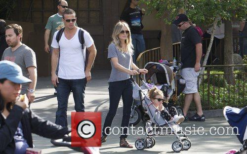 Cam Gigandet and Disneyland 22