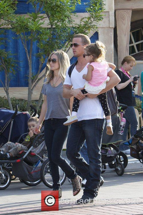 Cam Gigandet and Disneyland 23