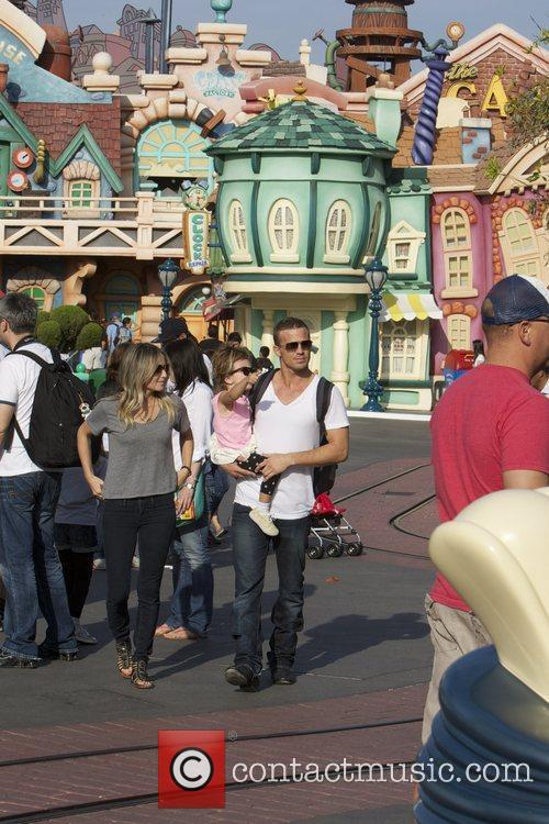 Cam Gigandet and Disneyland 1