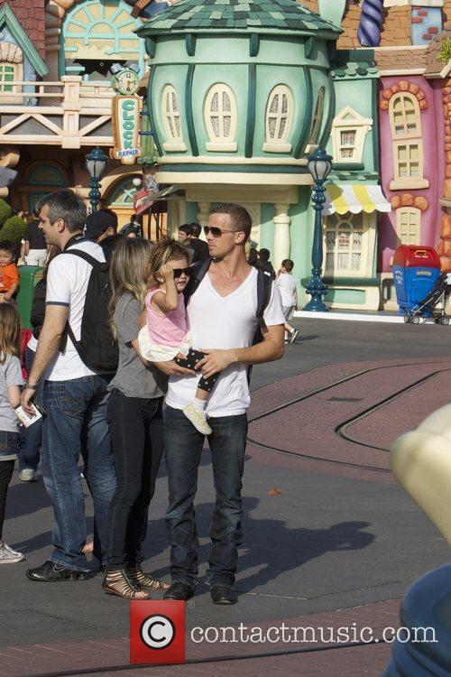 Cam Gigandet and Disneyland 26