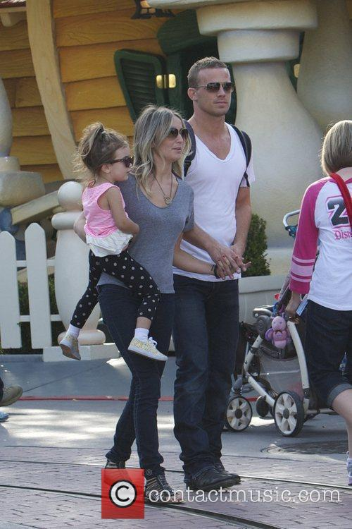 Cam Gigandet and Disneyland 27