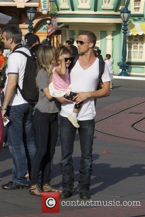 Cam Gigandet and Disneyland 28