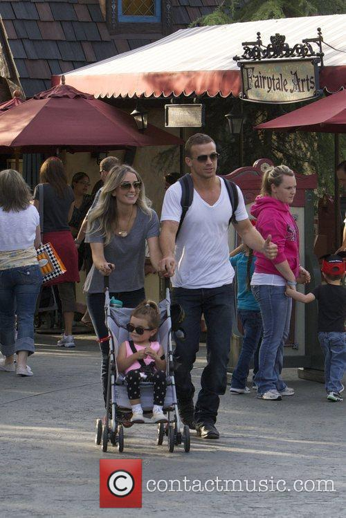 Cam Gigandet and Disneyland 29