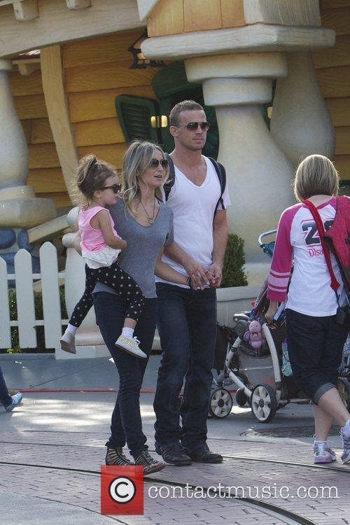 Cam Gigandet and Disneyland 30