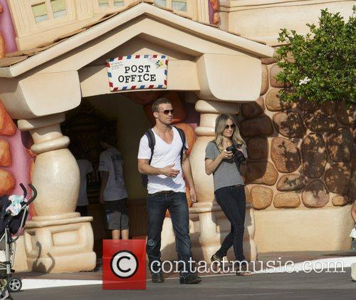 Cam Gigandet and Disneyland 31