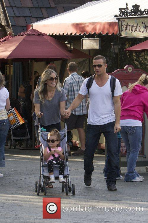 Cam Gigandet and Disneyland 32