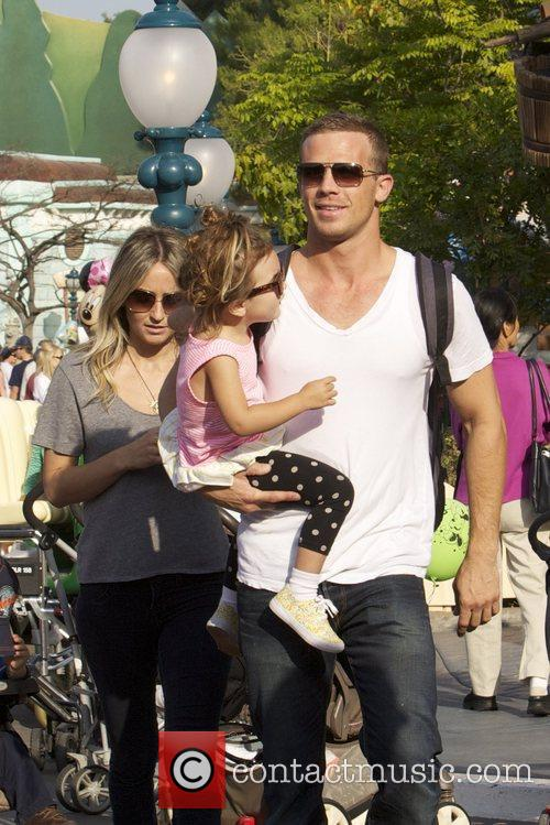 Cam Gigandet and Disneyland 33