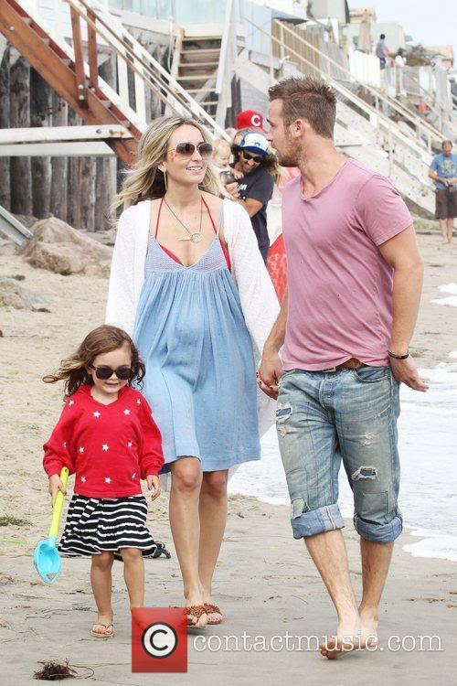 cam gigandet and his wife dominique geisendorff 5874351