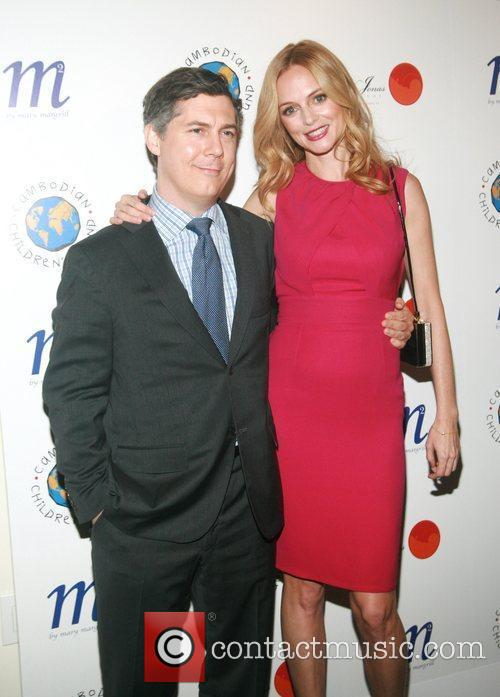 Chris Parnell and Heather Graham 2
