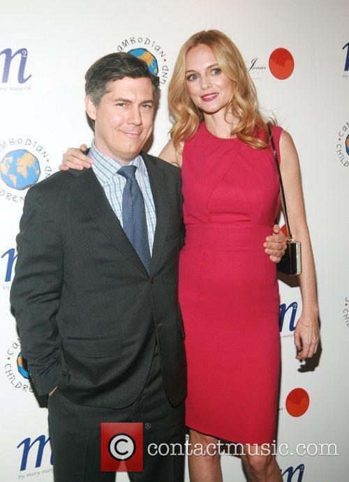 Chris Parnell and Heather Graham 1