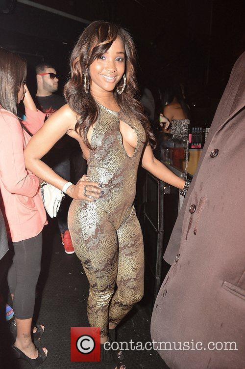 cherlise attend party at cameo nightclub miami 3829201