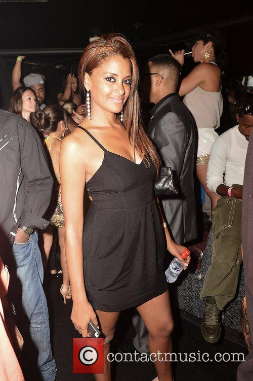 Claudia Jordan and Cameo 2
