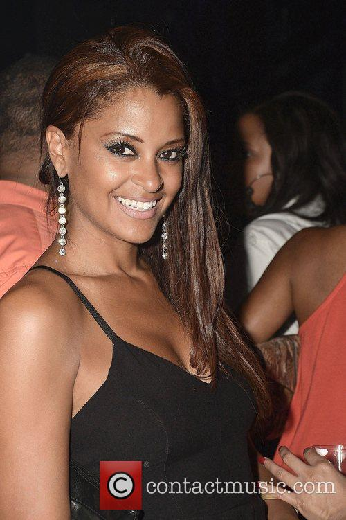 Claudia Jordan and Cameo 3