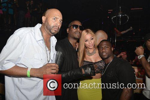 Tyrese, Cameo and Kevin Hart 4