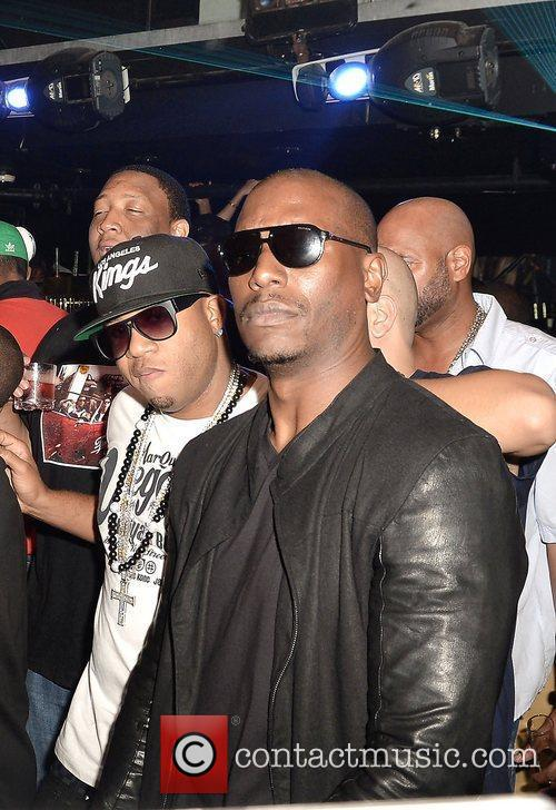 Red Cafe, Cameo and Tyrese 1