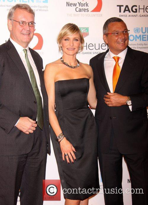 Cameron Diaz, Jean-christophe and Babin 3