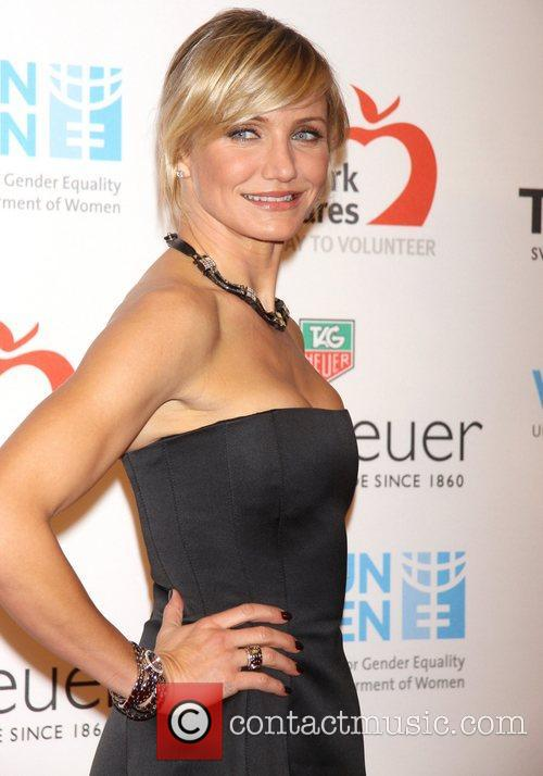 Cameron Diaz  joins TAG Heuer to raise...
