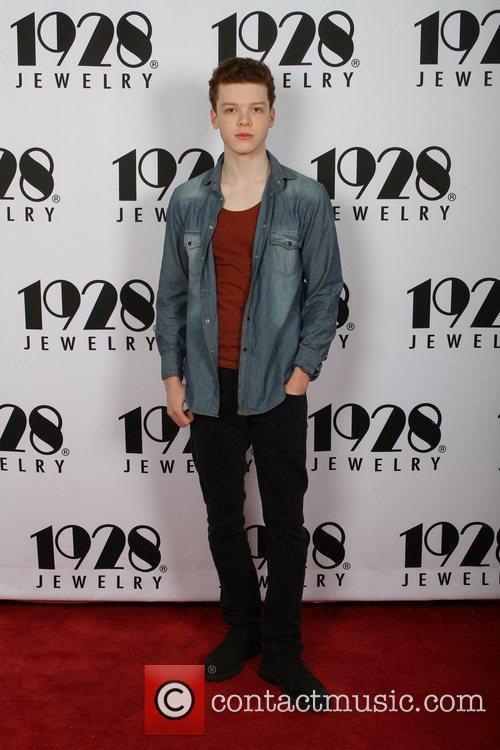 Cameron Monaghan, star of Showtime's 'Shamless' visits Social...