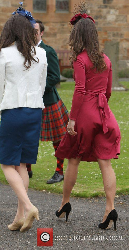 Kate Middleton and Pippa Middleton 2