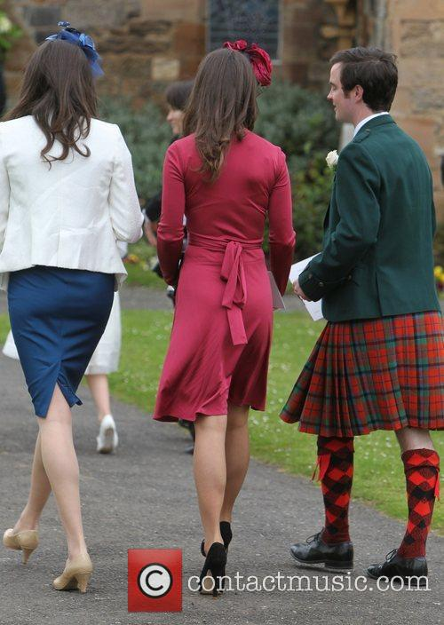 Kate Middleton and Pippa Middleton 1